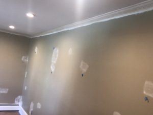 Interior painting residential house14