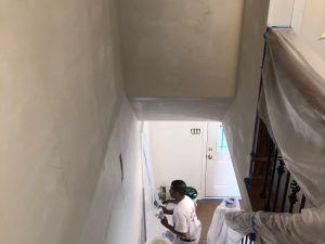 Interior painting residential house8